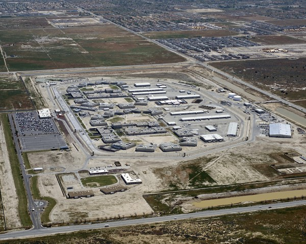 California State Prison Los Angeles County Lac Light