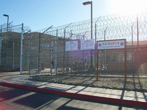 Facility 8 Detention Facility
