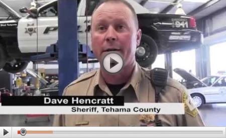 Sheriff Dave Hencratt interview video