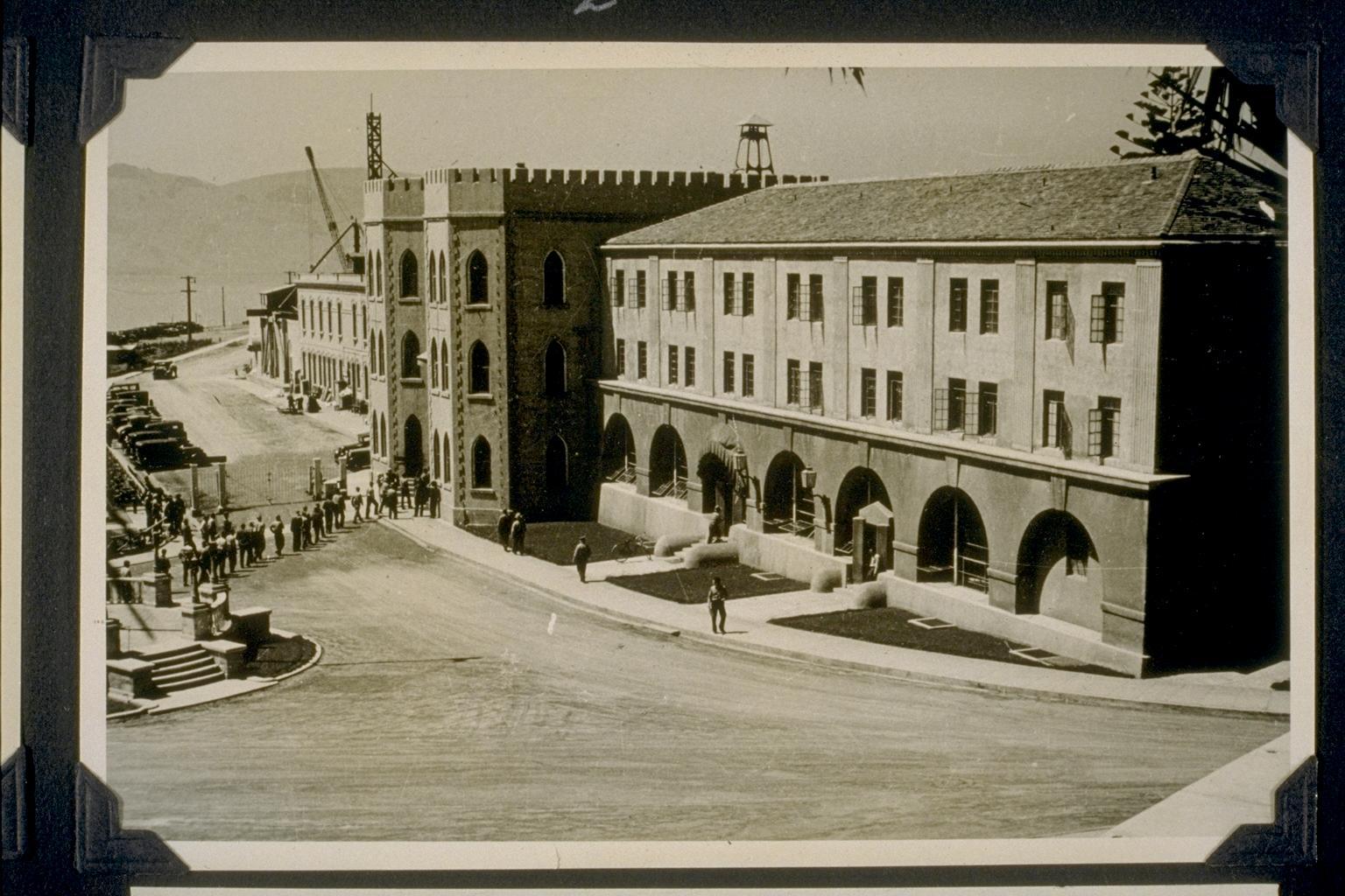 San Quentin Prison - historic